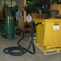 Roll-Forward Cubic Yard Separators