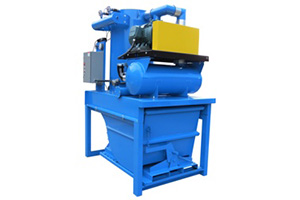 Bulk Material Powerlift Vacuum System