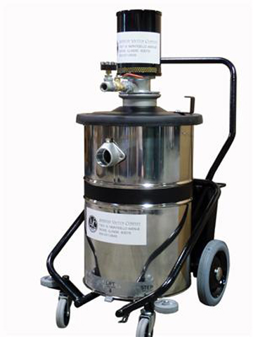 Intrinsically Safe Air Operated Vacuum Cleaner American Vacuum Company